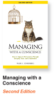 Managing with a Conscience Second Edition