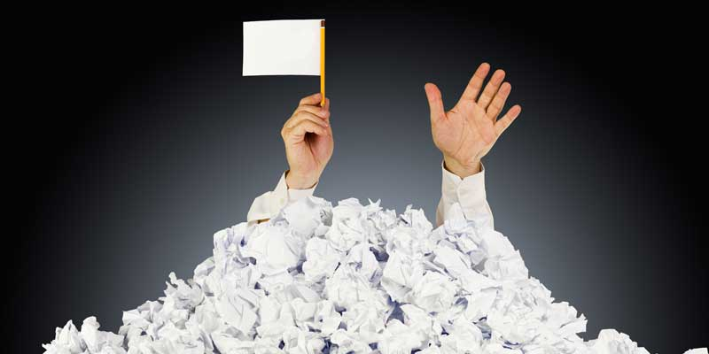Bureaucracy: Enough with the Paperwork Already