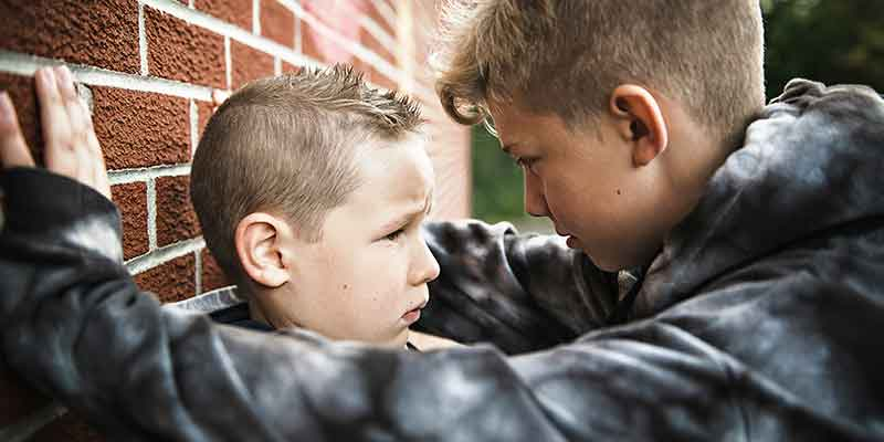 mean, bullies, bully, school bullying, mean-spirited, why does bullying happen, why do kids bully, why kids become bullies, intimidation, harassment, lead by example, role model, parenting, kindness, Frank Sonnenberg